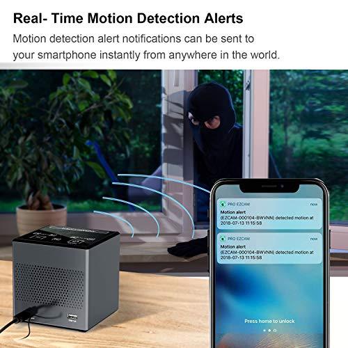 Buy radio spy camera wireless hidden