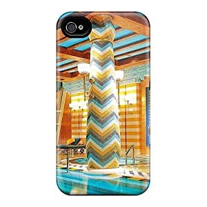 Iphone 4/4s Hard Case With Awesome Look - XjGofAq5872cvbtD