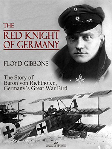 Sopwith Camel Cockpit - The Red Knight of Germany: The Story of Baron von Richthofen, Germany's Great War Bird