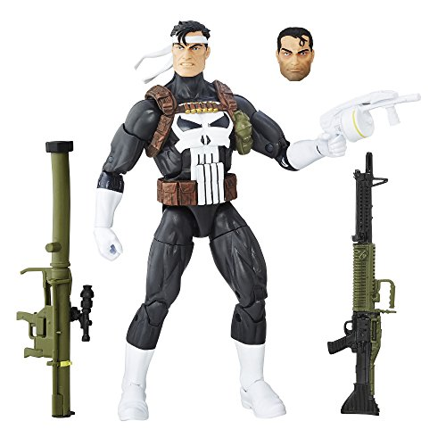 Marvel 6-inch Legends Series Punisher