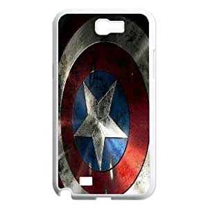 Marvel Hero Caption American series durable cases For Samsung Galaxy Note 2 Case HQV479672206