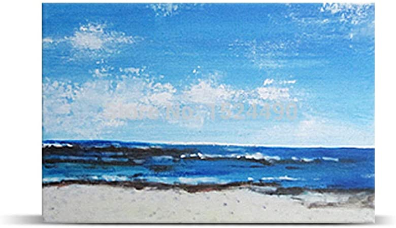 Peinture À L\'Huile Peinte À La Main Sur Toile,La Peinture De ...