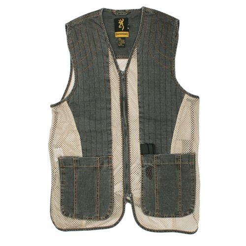 - Browning 3050297905 Rhett Mesh Vest, XX-Large