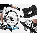 Pieghevole-Bike-Trainer-bici-pieghevole-bici-Rulli-addestramento-della-bicicletta-Staffa-Trainer-MTB-di-ciclismo-su-strada-Roller-stazione-cyclette-Resistenza-Macchina-per-allenamento-fitness