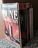 img - for The Dune Collection : Dune; Dune Messiah; Children of Dune; God Emperor of Dune book / textbook / text book