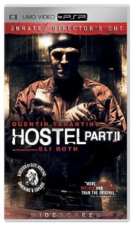 Hostel Part II UMD For PSP