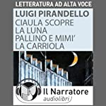 Ciaula scopre la luna, Pallino e Mimì, La Carriola | Luigi Pirandello