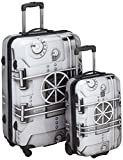 Saxoline Luggage Sets 1317H0.21.01 Grey 110.0 liters