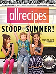 Introducing brand-new Allrecipes…the only magazine that brings you the absolute best of the best from over 43,000 tried-and-true family favorites on allrecipes.com! Each issue brings you hundreds of secrets you won't see anywhere else – fast ...