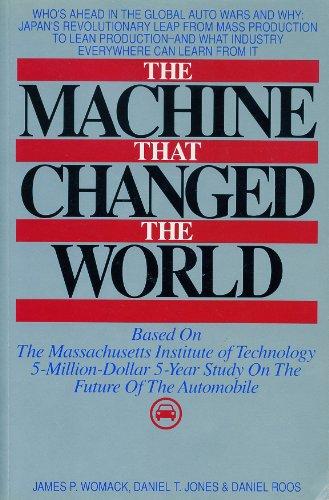 Machine That Changed The World Pdf