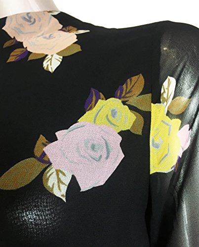 Massimo Dutti Donna Vestito plissettato stampa floreale 6600/806