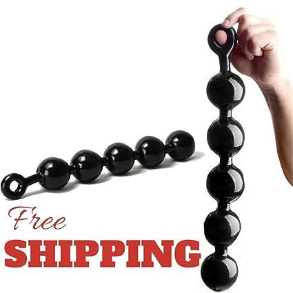Amazon.com: DayDeals - Perlas de masaje de sonda larga y ...