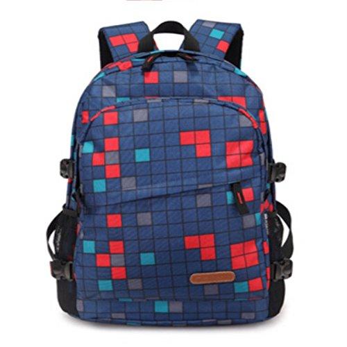 [HIFISH HB125241C2 Oxford Leisure Unisex-Adult Handbag,Vertical Square Printing] (Dallas Wholesaler Costumes Jewelry)