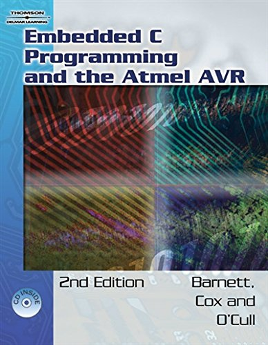 Embedded C Programming and the Atmel AVR by Delmar Cengage Learning