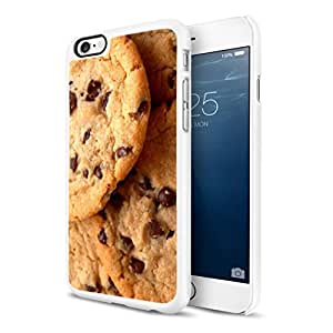 Chocolate Chip Cookies - Apple iPhone 6 Plus White Cover Case