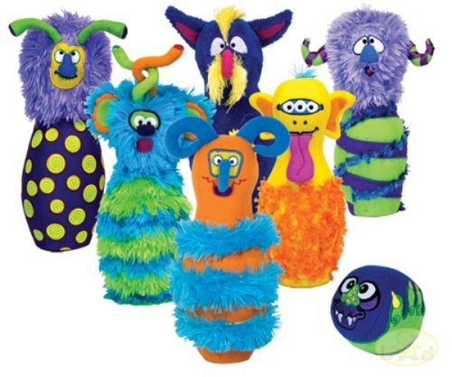 Monster Bowling By Melissa & Doug ()