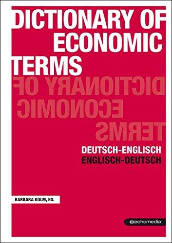 dictionary-of-economic-terms-von-a-posteriori-bis-zweckgebundene-steuer-sprache-und-bildung-als-grundlage-wirtschaftlichen-erfolges