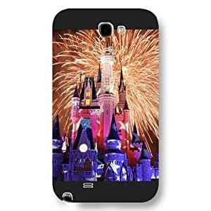 Disney Cartoon Beauty and The Beast, Hard Plastic Case For Iphone 5/5s Cover - Personalized Disney Case - Black