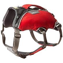 Ruffwear Web Master Pro Harness, Small, Red Currant