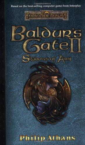 Baldur's Gate II: Shadows of Amn (Forgotten Realms: Computer Tie-In Novels)