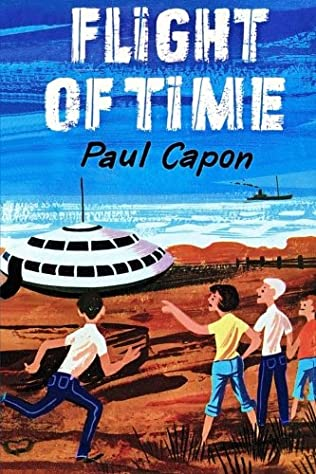 book cover of Flight of Time