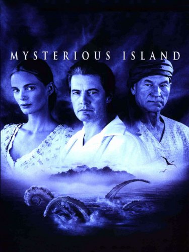 Mysterious Island - Die geheimnisvolle Insel Film