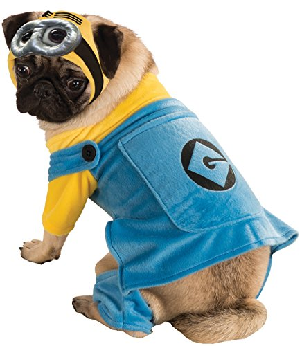 Despicable Me Minion Pet Costume, Large]()