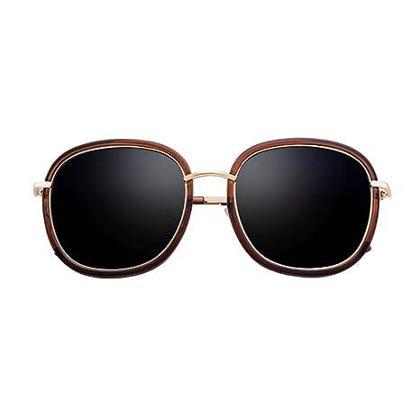 H.ZHOU Gafas de Sol de Mujer Gafas de Sol polarizadas Gafas ...