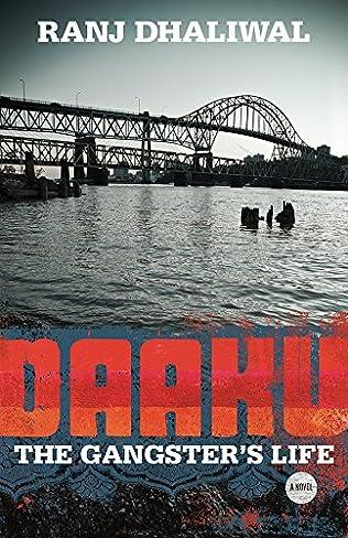 book cover of Daaku