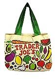 Trader Joe's Heavy Duty Cotton Canvas 'Fresh Produce' Bag