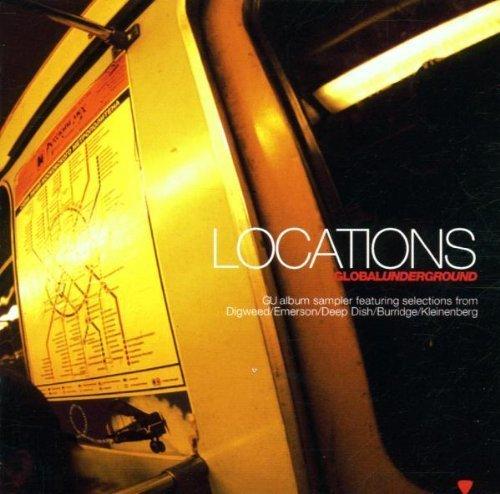 Locations: Global Underground by Global Underground (2002-02-22)