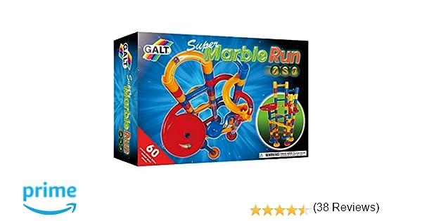Super Marble Run - Circuito para canicas: Super Marble: Amazon.es: Juguetes y juegos