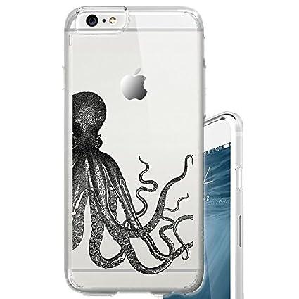 custodia iphone octopus
