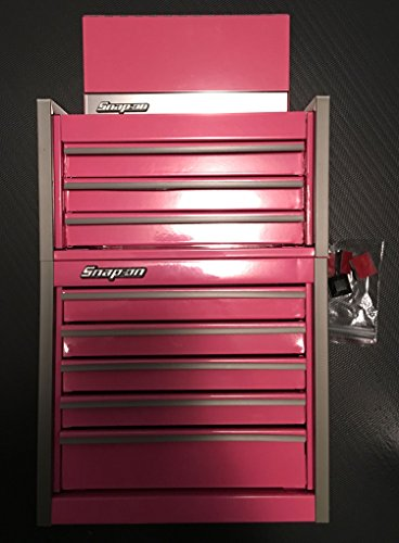 (Snap-On Pink Mini Tool Chest Jewelry Box)
