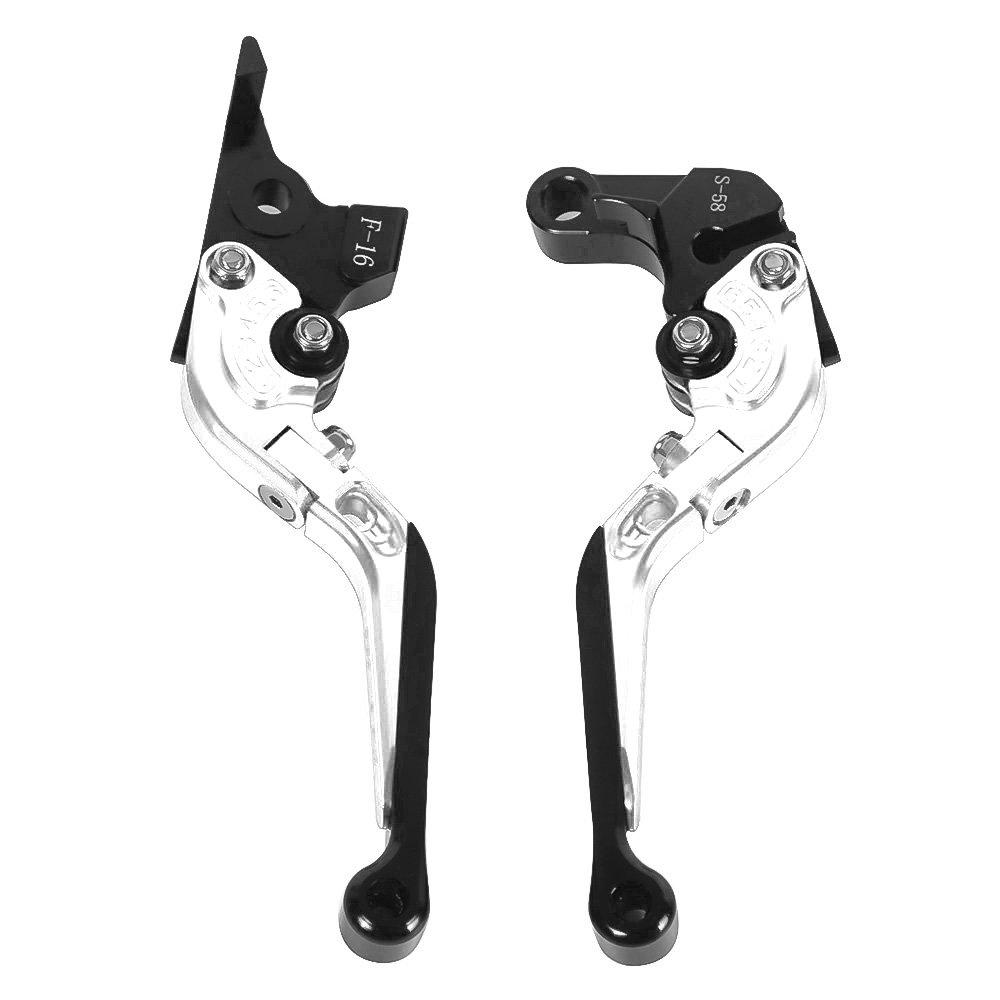 For Yamaha MT10 2016-2018 Motorcycle Accessories CNC Aluminum Foldable Adjustable Motorbike Brake Clutch Levers Set