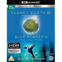 Planet Earth II & Blue Planet II