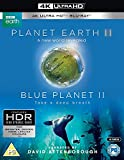 Planet Earth II & Blue Planet II [4K UHD + Blu-ray]