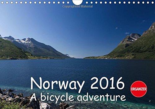 Norway 2016 A bike adventure 2016: Photos of a bike adventure through Norway (Calvendo Places) ebook