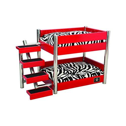 LazyBonezz The Metropolitan Pet Bunk Bed