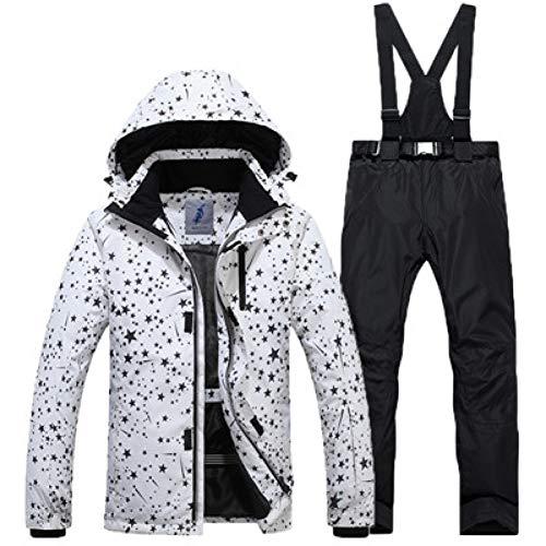 Double Couleur Vêtements Ski Thermique Vent Ski Imperméable Combinaison Kunhan Protection Planche La Le De Hommes Pour 1 Épaississement Contre Hommes ApUqSSx8dw