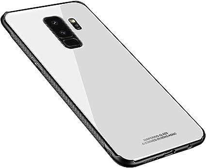 Magnetico Cover per Samsung Galaxy S20 Ultra S10 S9 S8 custodia vetro temperato
