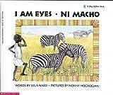 I Am Eyes, Leila Ward, 0590448544