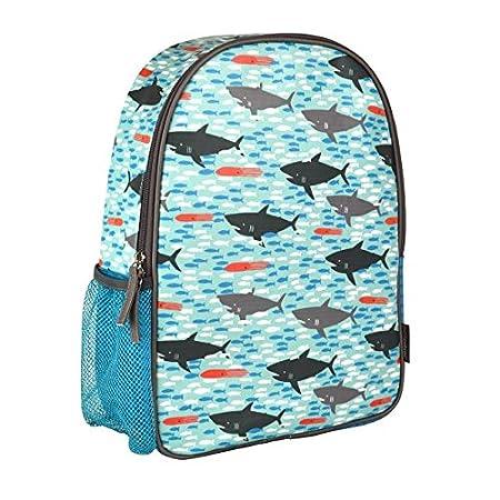 e210fae9d6c8 Petit Collage Children s Shark Backpack