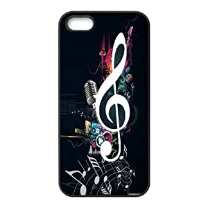 -ChenDong PHONE CASE- For Apple Iphone 5 5S Cases -Music In Our Life-UNIQUE-DESIGH 15