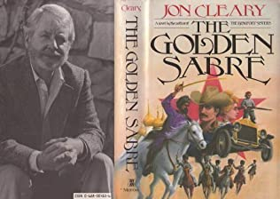 book cover of The Golden Sabre