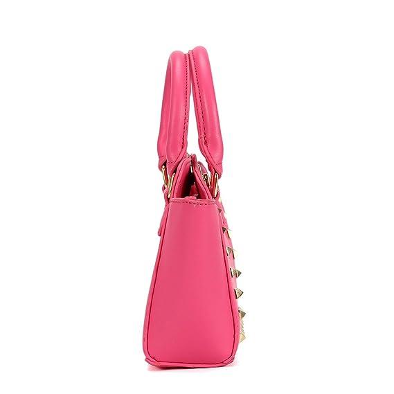 0160986a Amazon.com: CMK Trendy Kids Glitter Kids Cute Studded Purse for Little  Fashionista Girls (Hotpink): Clothing