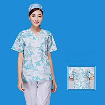 OPPP Ropa médica Uniformes médicos, Uniformes de enfermería, Uniformes médicos, Uniformes, Mujeres, Hombres, Uniformes de diseño para médicos: Amazon.es: ...