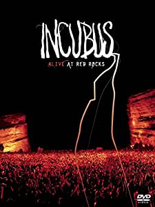 Incubus - Alive At Red Rocks - (DVD/CD combo in DVD digipak)