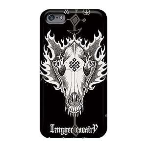 Iphone 6 Apocalyptica Band Print High Quality Tpu Gel Frame Case Cover
