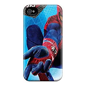 Mialisabblake Iphone 4/4s Well-designed Hard Case Cover Amazing Spider Man Movie Protector
